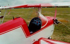 AEROSPORT SCAMP – PLANS FOR HOMEBUILD SIMPLE FULL METAL VOLKSWAGEN ENGINE AIRCRAFT!