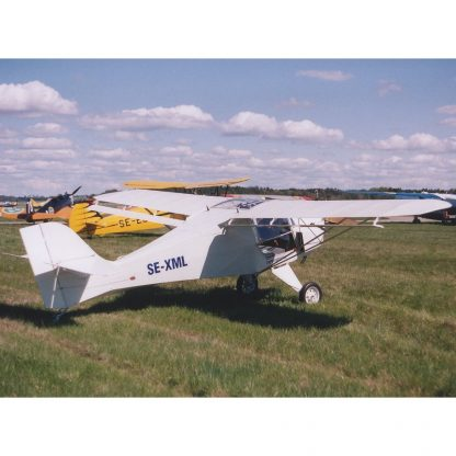 AVID FLYER REPLICA PLANS FOR HOMEBUILD - SIMPLE & CHEAP BUILD 2 SEAT STOL AIRCRAFT