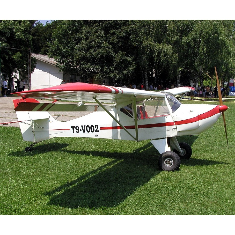 AVID FLYER REPLICA PLANS FOR HOMEBUILD - SIMPLE & CHEAP BUILD 2 SEAT STOL