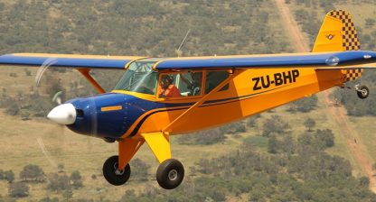 BEARHAWK PATROL STOL PLANS AND INFORMATION SET FOR HOMEBUILD AIRCRAFT – TWO OR THREE PERSONS MODERN IMPROVED PIPER SUPER CUB