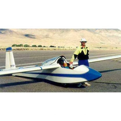 BJ-1B DUSTER SAILPLANE - PLANS AND INFORMATION SET FOR HOMEBUILD