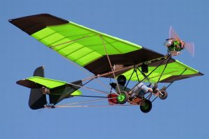 CHOTIA WEEDHOPPER PART103 ULTRALIGHT – PLANS AND INFORMATION SET FOR HOMEBUILD AIRCRAFT – TUBE-DACRON 1 OR 2 SEATER