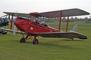 DE HAVILLAND DH.60 MOTH – PLANS AND INFORMATION SET FOR HOMEBUILD AIRCRAFT