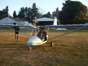 DUAL BIRD ULTRALIGHT PLANS – 2 SEAT ROTAX 503-582 TUBE-DACRON