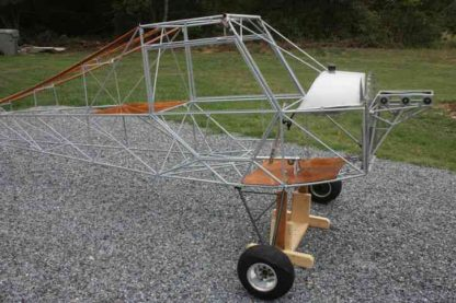 J-3 KITTEN HIPP'S SUPERBIRD PART103 ULTRALIGHT – PLANS AND INFORMATION SET FOR HOMEBUILD AIRCRAFT