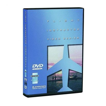 JEPPESEN FLIGHT INSTRUCTOR DVD VIDEO SERIES - JS200312 - 3DVD