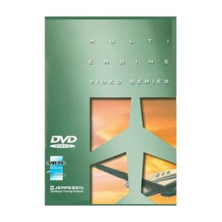 JEPPESEN MULTI-ENGINE INSTRUCTIONAL DVD – JS200313