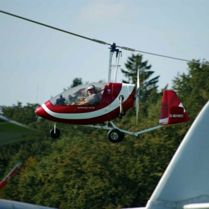 JT-5B JUKKA AUTOGYRO - PLANS AND INFORMATION SET FOR HOMEBUILD 1 SEAT CLOSED PUSHER ULTRALIGHT AUTOGYRO