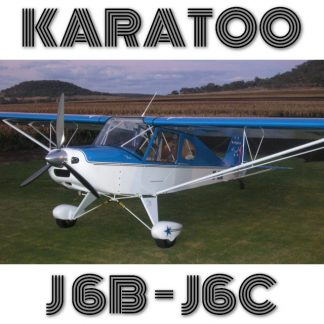 KARATOO J6 – PLANS AND INFORMATION SET FOR HOMEBUILD AIRCRAFT