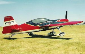 LASER Z-2300 – PLANS AND INFORMATION SET FOR HOMEBUILD HIGH PERFOMANCE 2 SEAT AIRBATIC AIRCRAFT