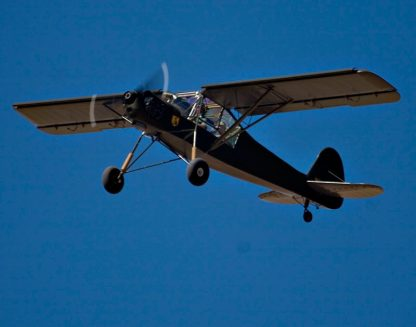 PAZMANY PL-9 STORK – PLANS AND INFORMATION SET FOR HOMEBUILD – REPLICA FIESELER Fi-156 STORCH