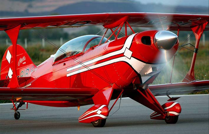 PITTS-S1S – PLANS AND INFORMATION SET FOR HOMEBUILD AIRCRAFT – LEGENDARY  AEROBATIC BIPLANE!