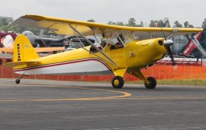 POWELL P-70 ACEY DEUCY – PLANS AND INFORMATION SET FOR HOMEBUILD AIRCRAFT