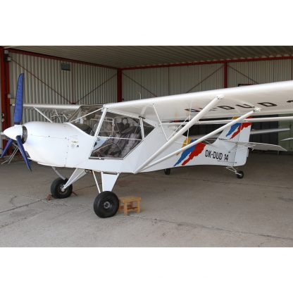 RAVEN - AVID-KITFOX-REPLICA PLANS FOR HOMEBUILD - 2 SEAT ROTAX 503 STOL AIRCRAFT