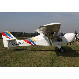 RAVEN - AVID-KITFOX-REPLICA PLANS FOR HOMEBUILD - 2 SEAT ROTAX 503 STOL AIRCRAFT