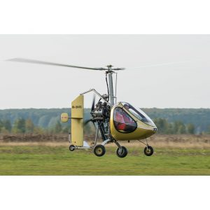 SPARROWHAWK AUTOGYRO - PLANS AND INFORMATION SET FOR HOMEBUILD TWO SEAT PUSHER ULTRALIGHT AUTOGYRO