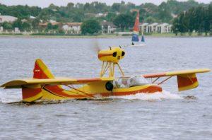 VOLMER VJ-22 SPORTSMAN – PLANS AND INFORMATION SET FOR HOMEBUILD AMPHIBIOUS AIRCRAFT