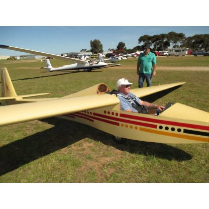 WOODSTOCK ONE SAILPLANE - PLANS AND INFORMATION SET FOR HOMEBUILD