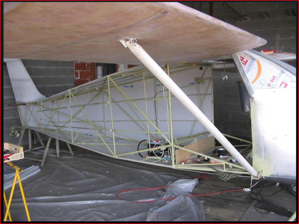 Wittman Tailwind W10D (Diesel)