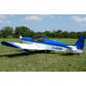 ZENAIR ZODIAC CH-601HD - PLANS AND INFORMATION SET FOR HOMEBUILD AIRCRAFT