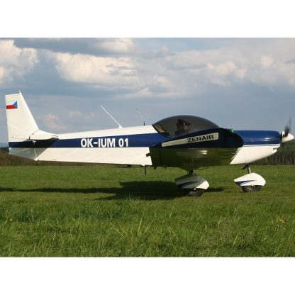 ZENAIR ZODIAC CH-601HD - PLANS AND INFORMATION SET FOR HOMEBUILD AIRCRAFT