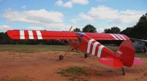 PRECEPTOR STOL KING - PLANS AND INFORMATION SET FOR HOMEBUILD AIRCRAFT