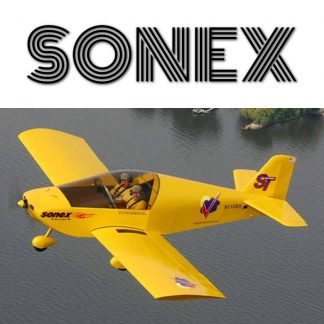 SONEX - PLANS AND INFORMATION SET FOR HOMEBUILD AIRCRAFT