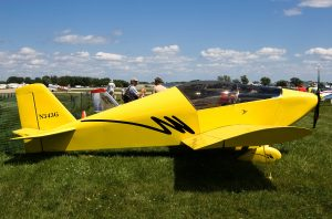 SONEX - PLANS AND INFORMATION SET FOR HOMEBUILD AIRCRAFT