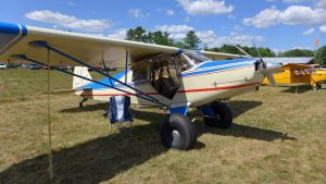 WAG AERO SPORTSMAN 2+2 CHUBY CUBY - PLANS AND INFORMATION PACK FOR HOMEBUILD AIRCRAFT - REPRODUCTION OF THE FAMOUS PIPER PA-14 FAMILY CRUISER!