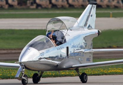 BEDE BD-5 - PLANS AND INFORMATION SET FOR HOMEBUILD AIRCRAFT